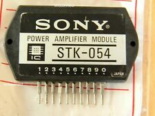 STK054 Integrated Circuit Sony IC