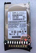 """IBM 42D0637 42D0638 42D0639 300GB 10000 RPM 2.5"""" HARD DRIVE"""