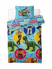 Disney Toy story 4 Single Duvet Cover Pillowcase Kids Childrens bedding Set