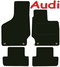 Audi TT Tailored Deluxe Quality Car Mats 2006-2014 Convertible Cabrio Coupe