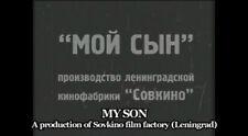 DVD Moy Syn AKA My Son (Yevgeni Chevyakov,1928) Gennadiy Michurin, Anna Sten