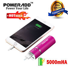 Powerful Portable Charger Power Bank USB Battery Mobile Phone Poweradd Slim 2 UK
