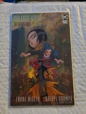 DARK KNIGHT RETURNS THE GOLDEN CHILD #1 Cover A 1st Print DC 2019 NM