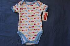 NEW Baby Boys Bodysuit 6 - 9 Months Backhoe Creeper Outfit 1 Piece Dump Truck