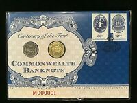 2013 - PNC    CENTENARY OF THE FIRST COMMONWEALTH BANKNOTE