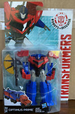 2016 transformers RID Optimus Prime  MOSC Robots in Disguise