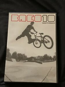 Baco 10 Take It For Baco BMX DVD