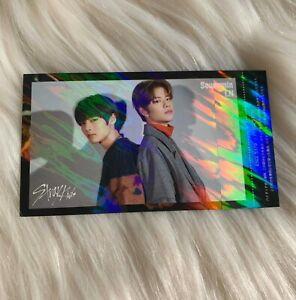 Stray Kids SKZ2020 Limited Album Unit Photocard PC Japan Hi-Touch Seungmin I.N