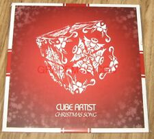 Cube Artists Christmas Song 4minute BEAST APINK K-POP DIGITAL SINGLE PROMO CD