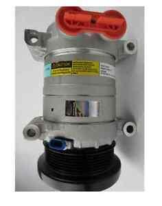 For GMC Savana 1500 Savana 2500 Savana 3500 AC A/C Compressor w/ Clutch OEM
