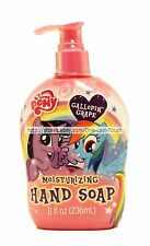 MY LITTLE PONY* 8 oz Moisturizing GALLOPIN GRAPE Hand Soap PUMP CAP For Kids