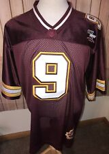 212 Nyc 2003 Washington Redskins Series Collection Football Sewn Jersey Sz Large