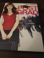 Post Grad DVD Alexis Bledel Jane Lynch Carol Burnett Michael Keaton