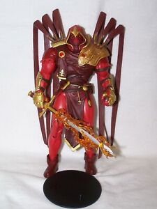 McFarlane DC Multiverse AZRAEL figure / Pre-Owned