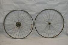 Matirx Astrp 700c Bike Wheelset OLW100 17mm 32S Shimano Alvio Freehub US Charity