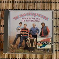 DE HAVENZANGERS - AAN HET STRAND STIL EN VERLATEN - CD
