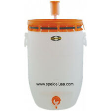 60 L (15.85 Gal) Speidel Plastic Fermenter