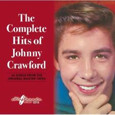 Johnny Crawford - Complete Hits of Johnny Crawford [New CD]