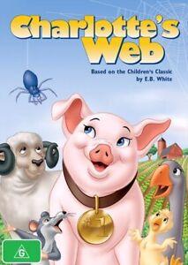 Charlotte's Web : NEW DVD