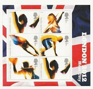 2005 GB LONDON 2012 HOST CITY MS Athletics UMM- SOLD AT POST VALUE, FREE UK POST