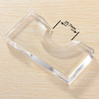 New Transparent Position Marker for Billiard Pool Ball