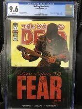 Walking Dead 100 Adlard Variant 1st Negan Lucille/Death of Glenn Cover A CGC 9.6