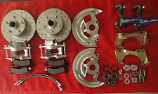 Chevy CAMARO CHEVELLE GM High Performance Disc Brake Conversion Kit A F X Body