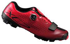Shimano 2018 SH-XC7 Carbon MTB Boa Mountain Bike Shoes Red 40 (US 6.7)