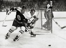 Bobby Orr Boston Bruins Gordie Howe Detroit Red Wings NHL Hockey Legends Photo