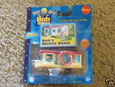 Take Along Thomas & Friends Tank Engine Bob Builder Bob's Mobile Home NEW