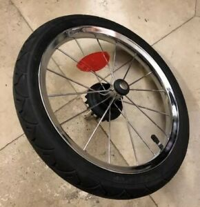 Graco Fastaction Jogger Stroller complete Back Rear Wheel Tire Replacement Part