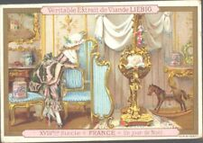 Liebig - Christmas in Different Countries S351 (Fremch) - France - A Christmas D