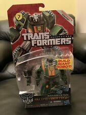 Transformers Fall of Cybertron ROADBUSTER Moc New Voyager Combiner