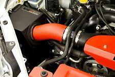 Grimmspeed Cold Air Intake w/Box 08-14 WRX / STi 09-2013 FXT - Red