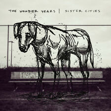 Sister Cities - Wonder Years (2018, CD NIEUW)