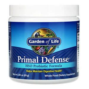 GARDEN OF LIFE Primal Defense Probiotic FREE SHIPPING