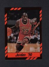 1990 Career Highlights #12 Michael Jordan Chicago Bulls B91A 463