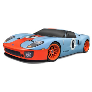 HPI 120098 RS4 Sport 3 Flux Ford GT Heritage Edition 1/10 Brushless Electric RC
