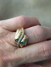 HSN Technibond Diamond Ring Sz 7