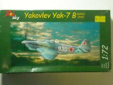 Red Sky model Yakovlev Yak-7B Soviet WW2 fighter 1:72  NIB