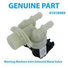 HOOVER GENUINE  WASHING MACHINE SOLENOID WATER INLET VALVE 41018989