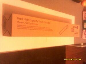 Xerox Phaser 7500 Black High Capacity Toner Cartridge 106R01439