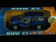 B.M.W. X5 SUV, Die Cast Metal Car Model.
