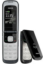 Nokia 2720 fold Black GSM Cellphone Unlocked free shipping