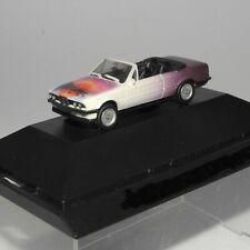 "Herpa 1:87 BMW 325i Cabrio "" Art Collection Caribbean "" in PC-Box o.VP(EK3588)"