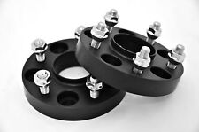 15MM ACURA HUB CENTRIC WHEEL SPACERS 5X120 CB 64.1 WITH STUDS ATTACHED