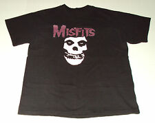 Misfits Rare Original Era Vintage T Shirt From 1980's Large Vtg Danzig Samhain