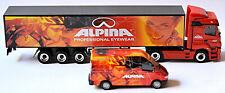 Mercedes Axor 1848 KoSZ + Sprinter ALPINA Proffesional Eyewear 1:87 Schuco 26914