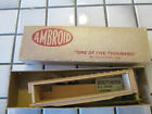 ambroid old wood southern full door box car kit HO scale ////