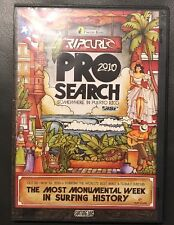 RIP CURL PRO SEARCH - PUETRO RICO 2010 - DVD - SURFING LIFE